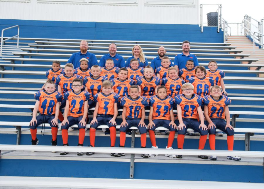 2018 Freshman Football Team
