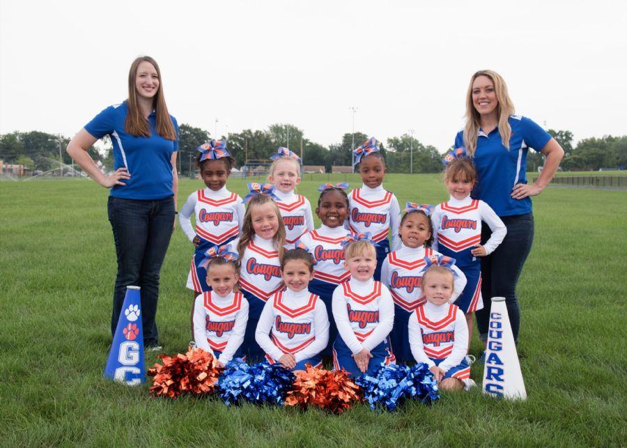 2018 Flag Cheer Team